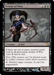 Avatar of Woe - Foil