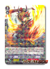 Dragon Knight, Ashgar - EB09/013EN - R