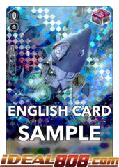 Dolphin Soldier of High Speed Raids - V-TD03/013EN (FOIL - RRR)