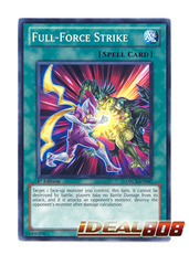Full-Force Strike - ORCS-EN047 - Common - 1st Edition