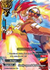 Godly-speed Bal Dragon [D-BT01A-EB01/0001EN RRR (FOIL)] English