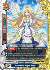Pure White Angel, Eden [S-BT02A-UB04/0028EN R (FOIL)] English