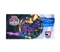 Pokemon World Championships - Playmat - 2011 San Diego, California