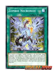 Zombie Necronize - SR07-EN023 - Common - 1st Edition