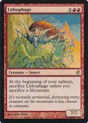 Lithophage