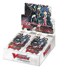CFV-BT12 Binding Force of the Black Rings (English) Cardfight Vanguard Booster Box