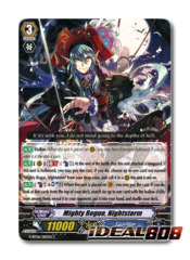 Mighty Rogue, Nightstorm - G-BT06/083EN - C
