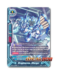 Dragonarms, Charger [H-EB04/0095EN U (FOIL)] English