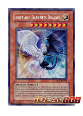 Light and Darkness Dragon - RP02-EN095 - Secret Rare - Unlimited Edition