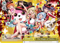The Magic of Smiles [BD/EN-W03-026BDR BDR (BAND HOT STAMP)] English