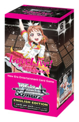 Love Live! Sunshine!! (English) Weiss Schwarz Extra Booster Box