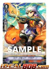 Spark Kid Dragoon - V-TD06/010EN (Regular)