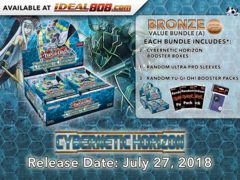 Cybernetic Horizon Bundle (A) - Get 2x Booster Boxes + Bonus Items