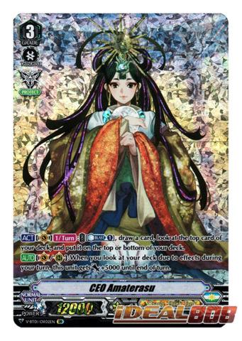 CEO Amaterasu - V-BT01/OR02EN - OR (Origin Rare)