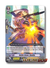 Battle Sister, Vanilla - EB05/025EN - C