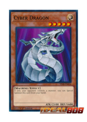 Cyber Dragon - YS18-EN014 - Common - 1st Edition