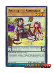 Risebell the Summoner - MP16-EN048 - Common - 1st Edition