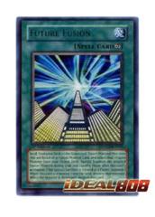 Future Fusion - POTD-EN044 - Rare - 1st Edition