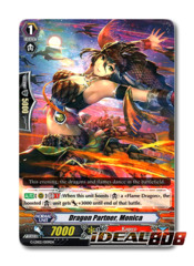 Dragon Partner, Monica - G-LD02/009EN - C