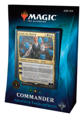 Commander 2018: Adaptive Enchantment (White / Blue / Green)
