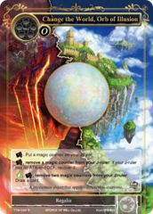 Change the World, Orb of Illusion [TTW-096 R (Full Art)] English
