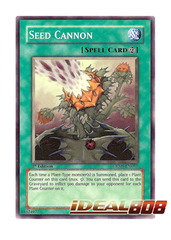 Seed Cannon - CRMS-EN057 - Common - 1st Edition