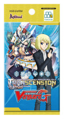 CFV-G-BT06 Transcension of Blade & Blossom (English) Cardfight Vanguard G-Booster Pack