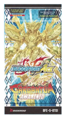 BFE-S-BT01 Gargantua Awakened (English) Future Card Buddyfight Ace Booster Pack