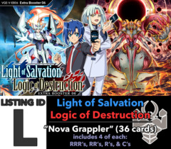 # Light-Salvation, Logic-Destruction [V-EB06 ID (L)]