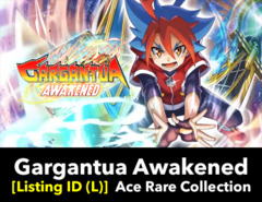 # Gargantua Awakened [S-BT01 Listing ID (L)] Ace Rare Collection Playset (Includes 4 of each AR)