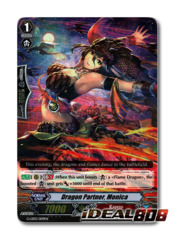 Dragon Partner, Monica - G-LD02/009EN - RRR