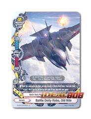 Battle Deity Robo, Old Kite [D-BT01/0079EN U (FOIL)] English