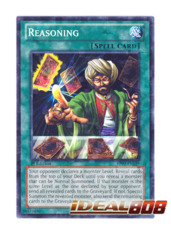 Reasoning - BP02-EN139 - Mosaic Rare - 1st