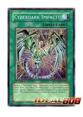 Cyberdark Impact! - TAEV-EN054 - Secret Rare - 1st Edition