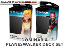 Dominaria (DOM) Planeswalker Deck Set [Both Decks]