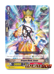 Dragon Monk, Genjo - EB09/033EN - C