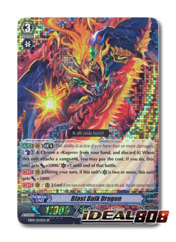 Blast Bulk Dragon - EB09/S03EN - SP