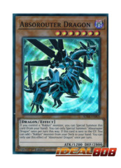 Absorouter Dragon - SDRR-EN005 - Super Rare - 1st Edition