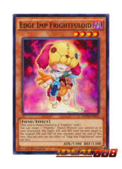 Edge Imp Frightfuloid - MP16-EN013 - Common - 1st Edition