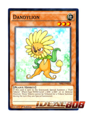 Dandylion - SR01-EN018 - Common - 1st Edition