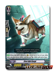 First Aid Corgi - G-BT09/050EN - C