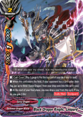 Black Dragon Knight, Leopard [S-CBT01/0058EN C (FOIL)] English