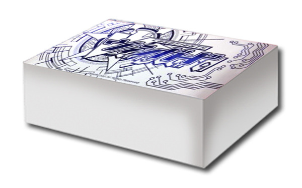 Vanguard Storage Box Collection Limited Edition White/Blue