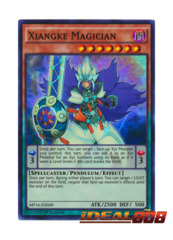 Xiangke Magician - MP16-EN049 - Super Rare - 1st Edition