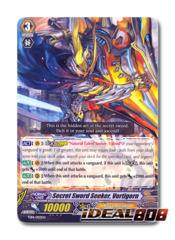 Secret Sword Seeker, Vortigern - TD14/002EN - TD