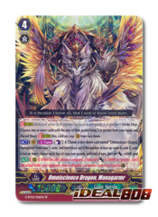 Omniscience Dragon, Managarmr - G-BT02/S06EN - SP