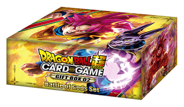 Dragonball Super Card Game-Gift Box-anglais