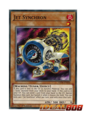 Jet Synchron - LED6-EN030 - Common - 1st Edition