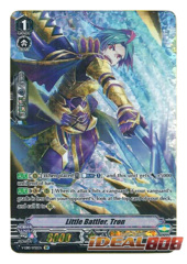 Little Battler, Tron - V-EB10/SP02EN - SP (Special Parallel)