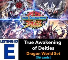 # True Awakening of Deities [S-BT03 ID (E)]